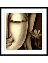 Makeoverart Buddha Painting With Frame