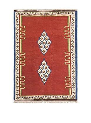 NAVAEI & CO. Teppich mehrfarbig 172 x 122 cm