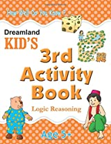 3rd Activity Book - Logic Reasoning (Kid's Activity Books)
