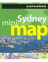 Sydney Mini Map (Mini Maps)