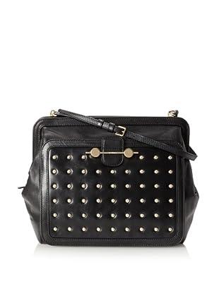 Jason Wu Women's Daphne Studded Warrior Bag, Black