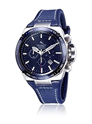 Strumento Marino Reloj Defender Chrono SM106L-SS-BL-BL
