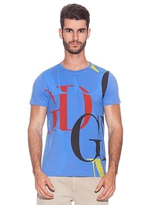 Giorgio Di Mare Camiseta Detroit (Azul / Multicolor)
