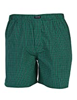 Green Yarn Dyed Boxer