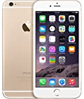 Apple iPhone 6 Plus, Gold, 16GB