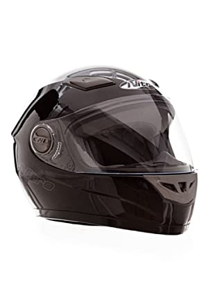 Nitro Casco Dynamo Junior (Nero)