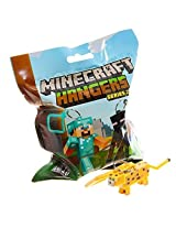 icial Minecraft Exclusive OCELOT Toy Action Figure Hanger