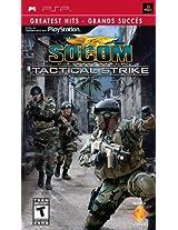 Socom U.S Navy Seals: Tactical Strike Greatest Hits (PSP)