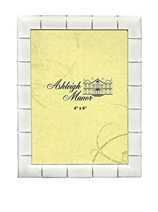 Ashleigh Manor Enameled Bamboo Photo Frame