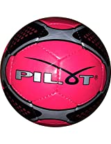 PS Training Football Ball Outdoor High Visibility 2 Colors Pink and Purple size3