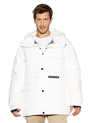 Burton Daunenjacke Mb Crackdown (stout white)