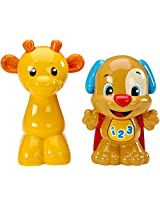 Fisher-Price Laugh & Learn Talk 'N Teach Puppy & Giraffe