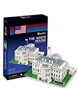 Frank 3D puzzle The White House