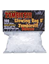 Twilight Creations Zombies Accessory Glowing Bag O Zombies Deluxe Board Game