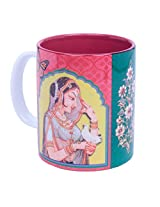 Bejewelled Rani Ceramic Mug