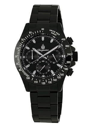 Burgmeister Herren-Armbanduhr XL Chronograph Quarz Edelstahl beschichtet BM212-622A