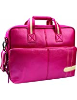 Krusell® 16 Inch Gaia Laptop Bag ? Pink