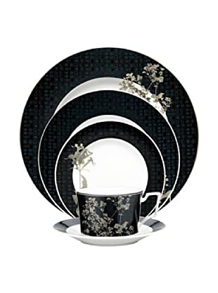 Noritake Everyday Elegance Verdena 20 Piece Set (Platinum)