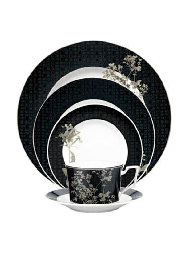 Notitake Everyday Elegance Verdena 20 Piece Set (Platinum)