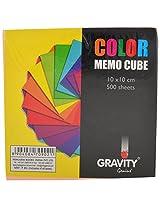 Gravity Multi-Colour Memo Cube