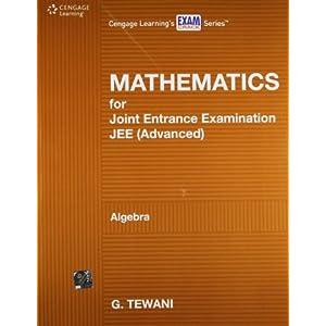 Mathematics for JEE (Advanced): Algebra