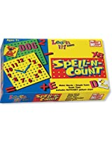 United Toys Spell and Count, Multi Color