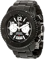 Vip Time Italy Women's VP8018BK Magnum Lady Sporty Chronograph Watch