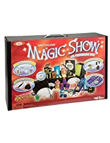 100 Trick Spectacular Magic Show Suitcase Ryan Oakes Magician Tricks And Props Kids Children Great For Gift Christmas Holiday Winter Season