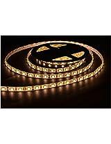 Sparkx Rubber LED Strip Light Roll (White, 80 Watts)