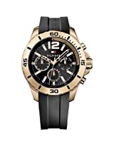 Tommy Hilfiger Th 1791145 Gents Sport Luke Mens Watch With Chronograph - Th 1791145