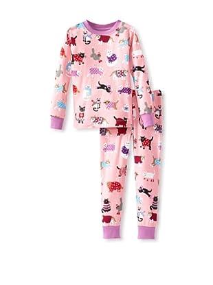 Hatley  Pijama Crisa (Multicolor)