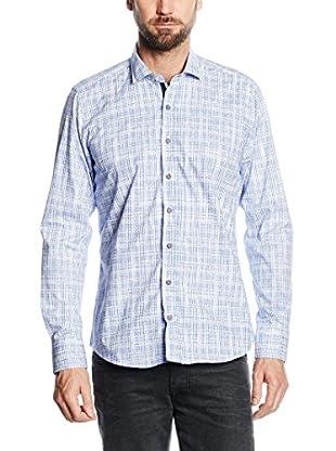 Mattschwarz Hemd Modern Fit