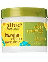Alba Botanica Aloe and Green Tea Oil-Free Moisturizer, 85g