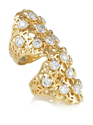 Walter Baker Jewelry Double Mesh Ring
