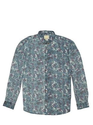 Selected Camisa Alaska (Azul)