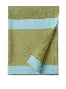 emma at home Baby Alpaca Throw Blanket (Monterey)