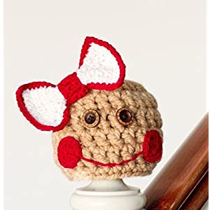 HighKnit Gingerbread Hat