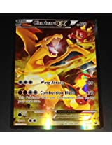 Charizard Ex Full Art Promo Xy121 Pokemon Red And Blue Collection