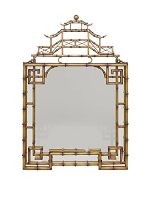Three Hands Bamboo-Style Mirror