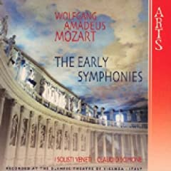 Mozart: Early Symphonies 1