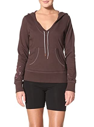 New Balance Yoga Women's Pullover Hoodie (Coffee)