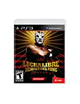 Lucha Libre AAA: Heroes of the Ring (Playstation 3)