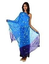 Fashiana Women Art Silk Stylish Stole cum Dupatta (110cm x 240cm)