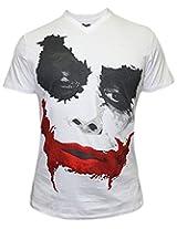 Joker V neck Half Sleeve Tee
