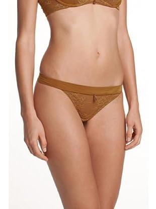 Esprit Bodywear Damen String B9897/Feel Supreme (Gold (16))