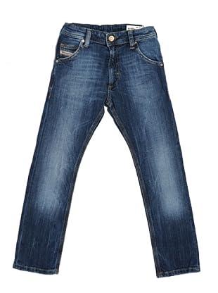 Diesel Kid Jungen Jeans Krooley (Blau)