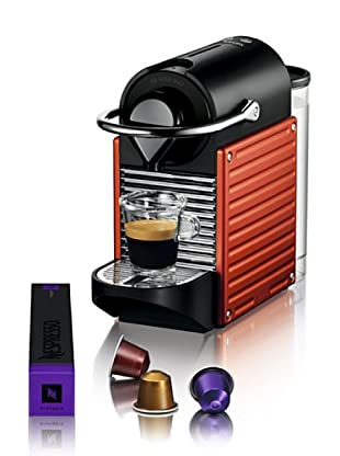 Krups Máquina de Café Nespresso Pixie Electric Red