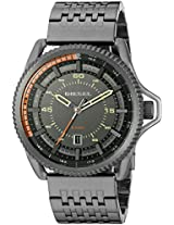 Diesel Rollcage Analog Black Dial Men's Watch - DZ1719
