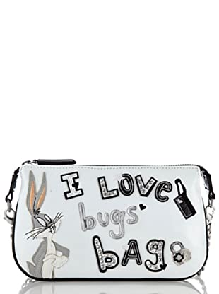 Looney Tunes Pochette Lovely bianco