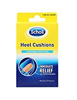 Scholl Heel Cushions pressure Relief Cushions